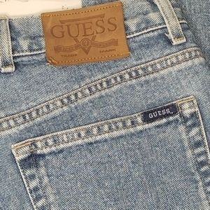 Guess Jeans Stonewashed Bootleg 100% Cotton